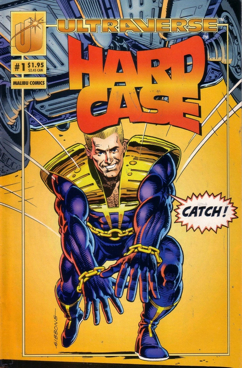 A Look Back at Hardcase#1