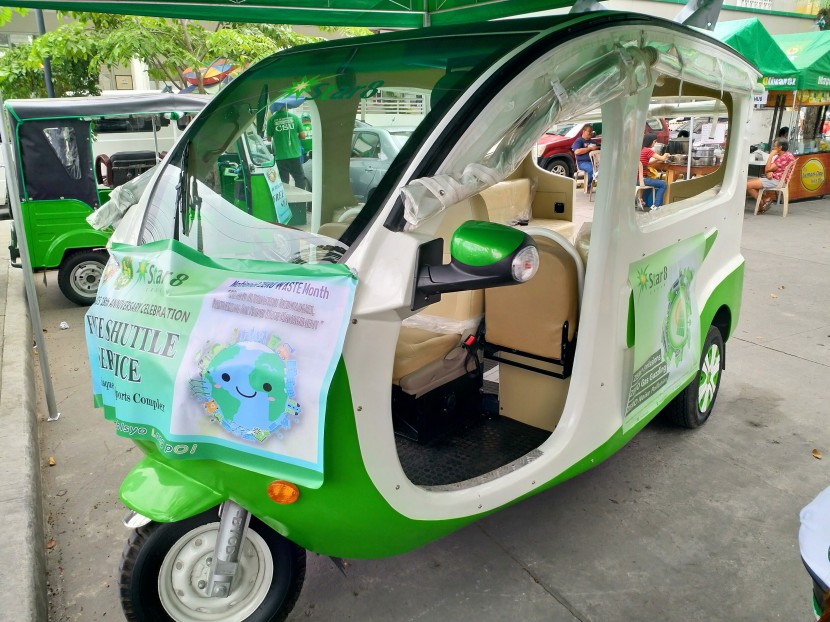 My Observations: Still No Draft Proposal For Electric Vehicles At Parañaque City (February 21, 2019update)
