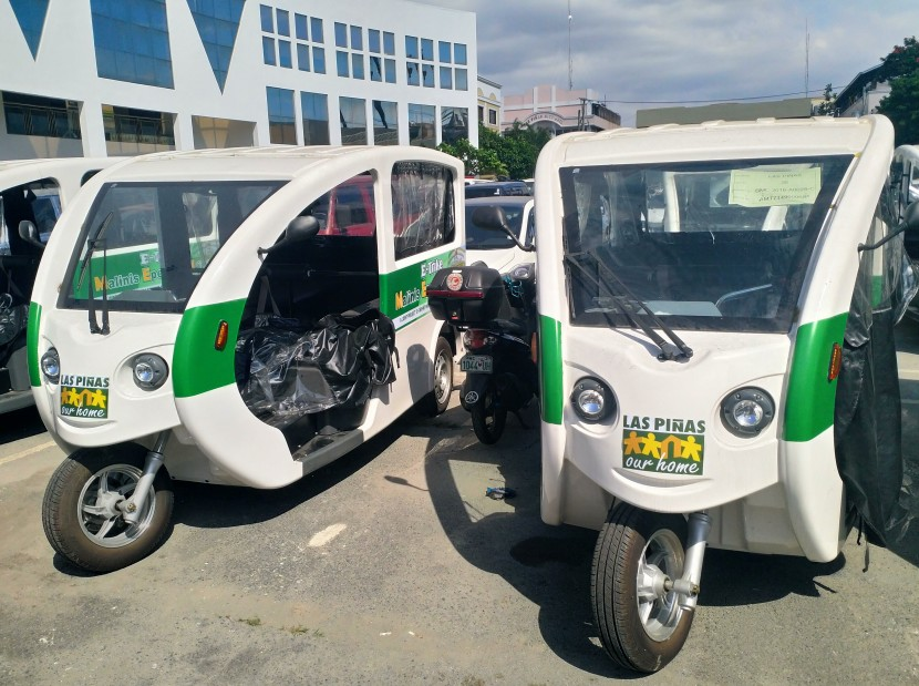 My Observations: Las Piñas Is Modernizing Public Transportation With Electric Tricycles (E-Trikes)