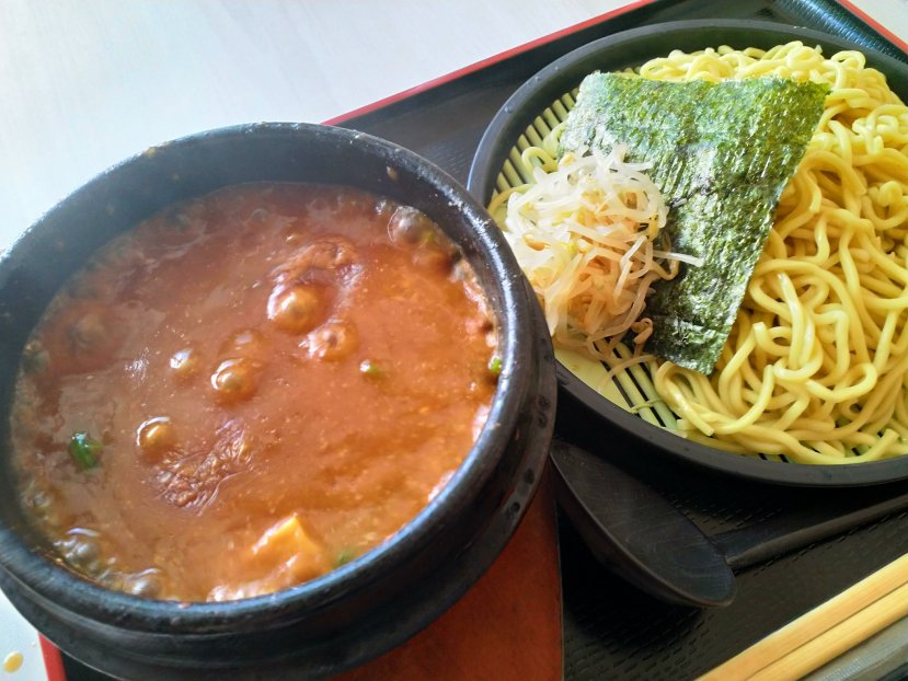 Have you tried Tsukemen?