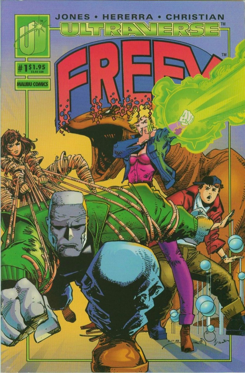 A Look Back At Freex #1