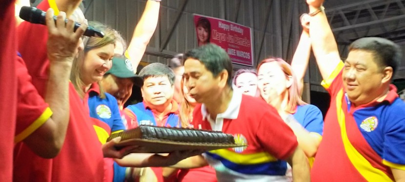 My Observations: Former Parañaque City Mayor Bernabe Turned 71 With BigParty