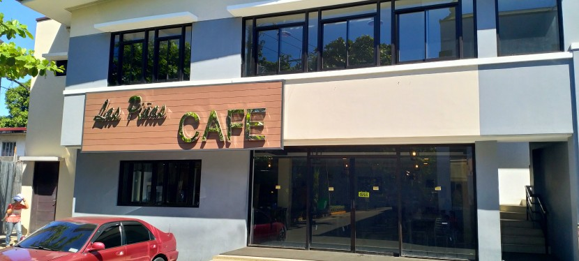 My Observations: Las Piñas Cafe