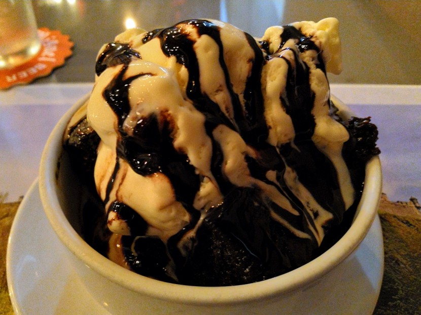 My Observations: Union Jack Tavern's Sticky Toffee Pudding