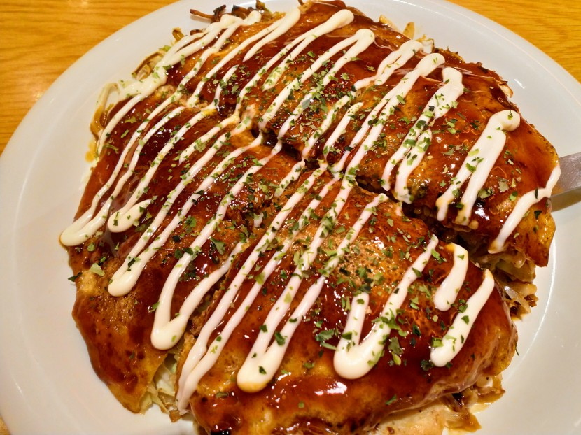 My Observations: Have You Tried OkonomiyakiLately?