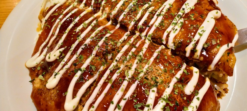 My Observations: Have You Tried Okonomiyaki Lately?