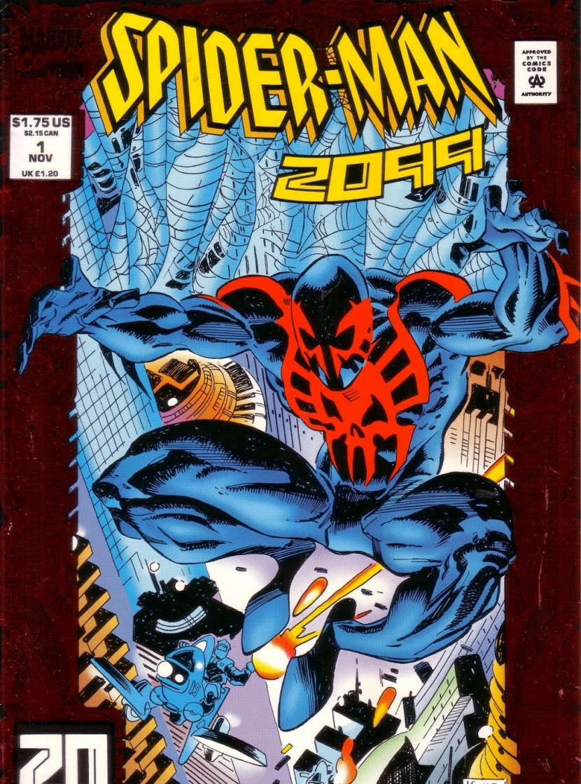 A Look Back At Spider-Man 2099#1