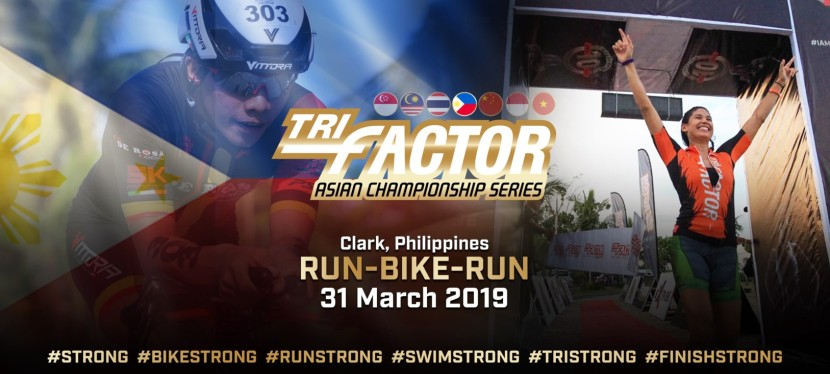 TRI-Factor Asian Series Run-Bike-Run 2019 National Duathlon Championship In The News (April 2019)