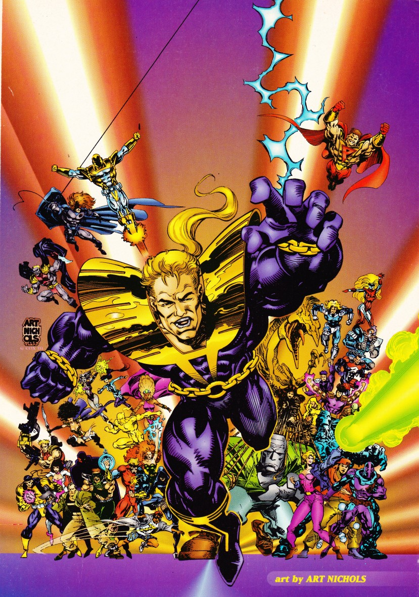 A Look Back At Ultraverse Premiere #0