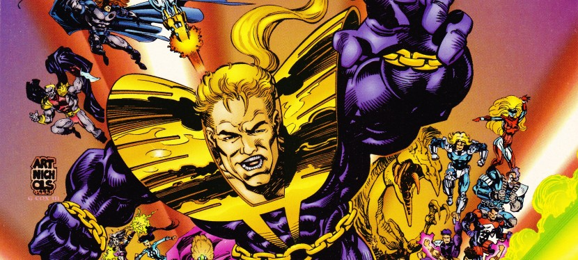 A Look Back At Ultraverse Premiere#0