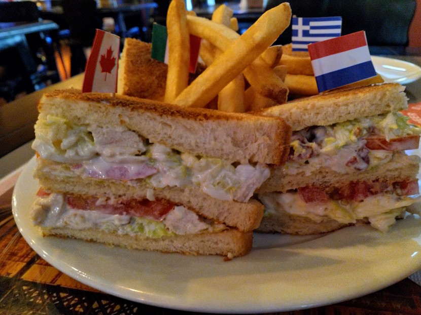 Get To Know the Club Sandwich