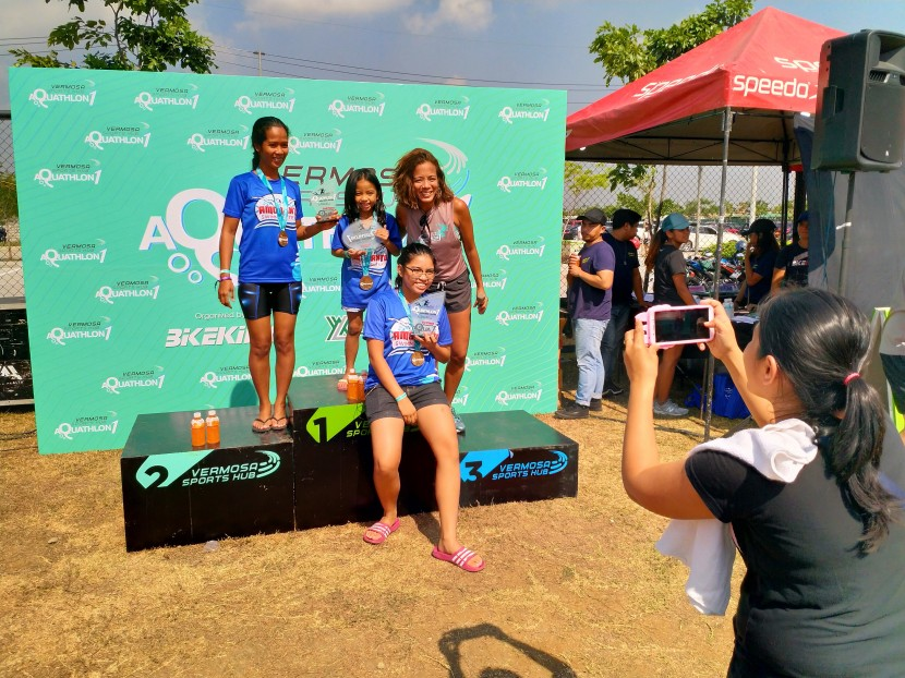 Vermosa Sports Hub Aquathlon 1 Post-Event Story In The Sports News Today (March 14,2019)!
