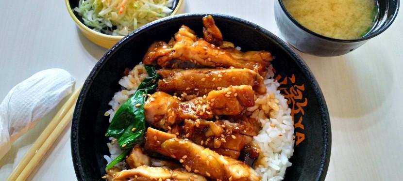 My Observations: Sigekiya Ramen's Chicken TeriyakidonSet