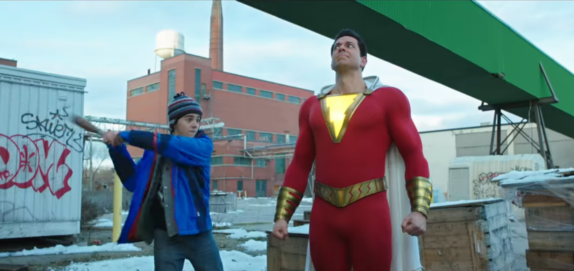 Carlo Carrasco's Movie Review: Shazam!