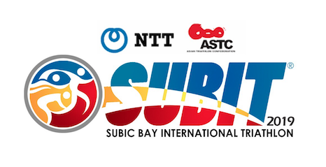 Asian Games Triathlon Gold Medalist Banners Large Field in 2019 NTT ASTC Subic Bay International Triathlon (SuBIT)