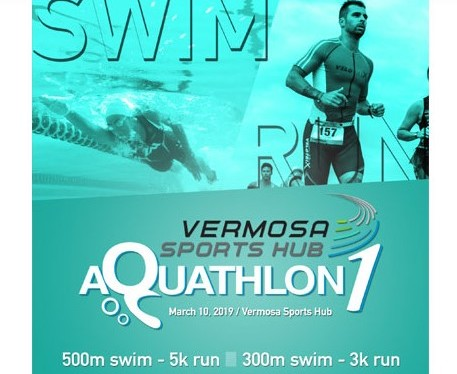 Vermosa Sports Hub Aquathlon 1 In The Sports News Today (March 7, 2019)