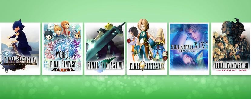 Final Fantasy Bonanza for XboxFans!