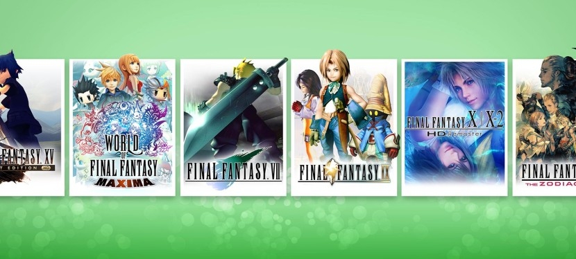 Final Fantasy Bonanza for Xbox Fans!