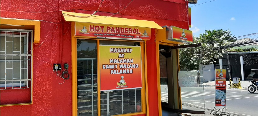 My Observations: Mang Pandesal in BFInternational