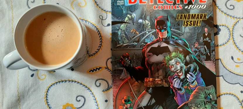 Carlo Carrasco's Comic Book Review: Detective Comics #1000