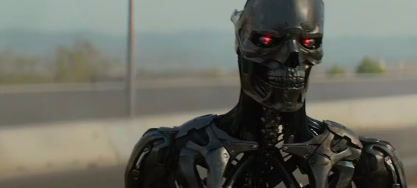 My Observations: Terminator: Dark Fate Official Teaser Trailer