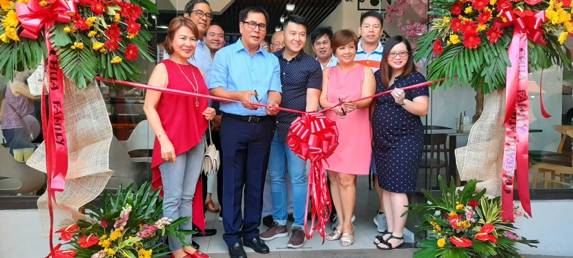 Chachago BF Homes Branch at Noah's Place Inaugurated and Serving Customers