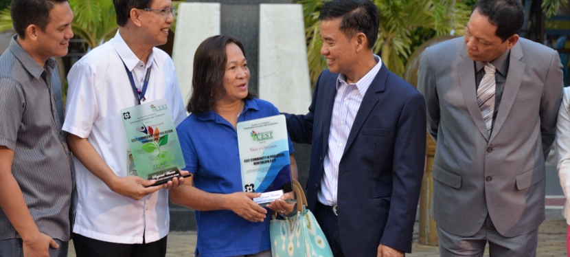 Muntinlupa products, community group lauded in DOST Nat'l S&T Week