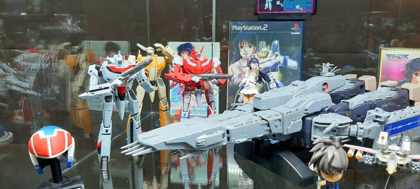 Macross at Toycon 2019