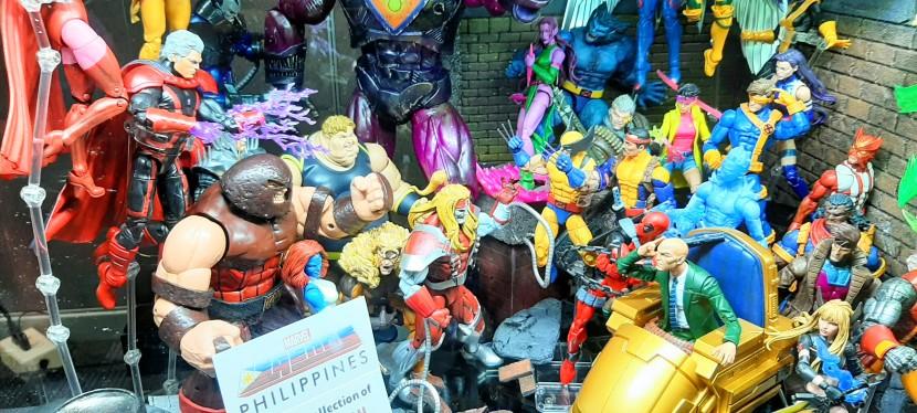 X-Men at Toycon2019
