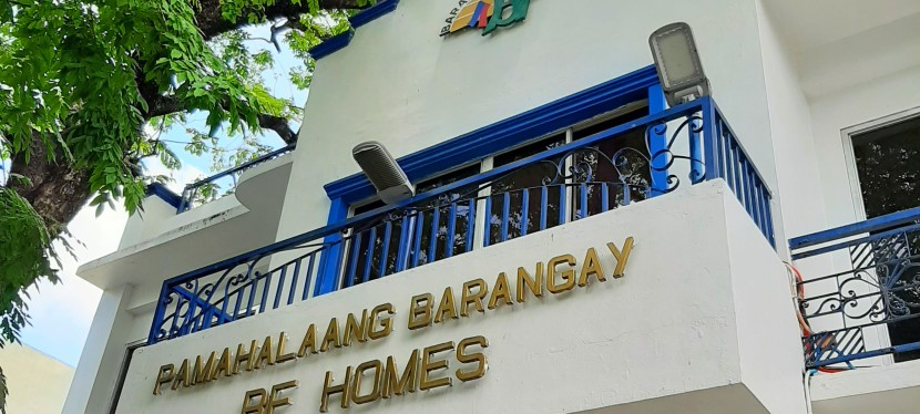 Year-long Donation Drive in Barangay BF Homes launched