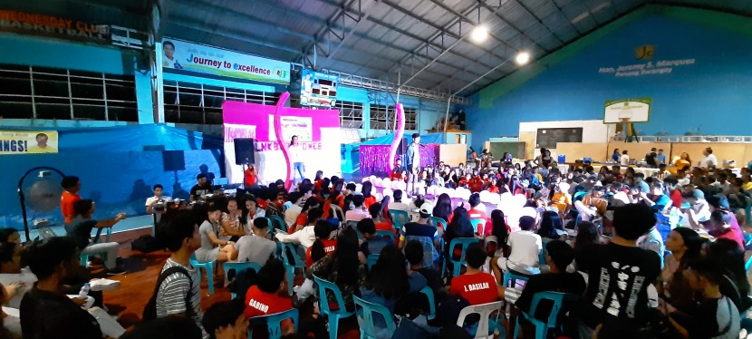 A Tremendously Successful 2019 Linggo ng Kabataan in Barangay BF Homes by the BFSK