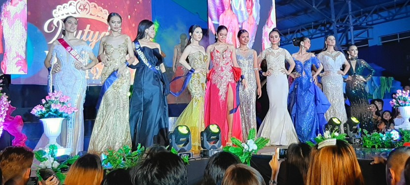 My Observations: Mutya ng BF Homes pageant