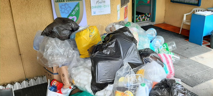Mindbuilders Preschool's Plastic Collection Drive Sets New Record!