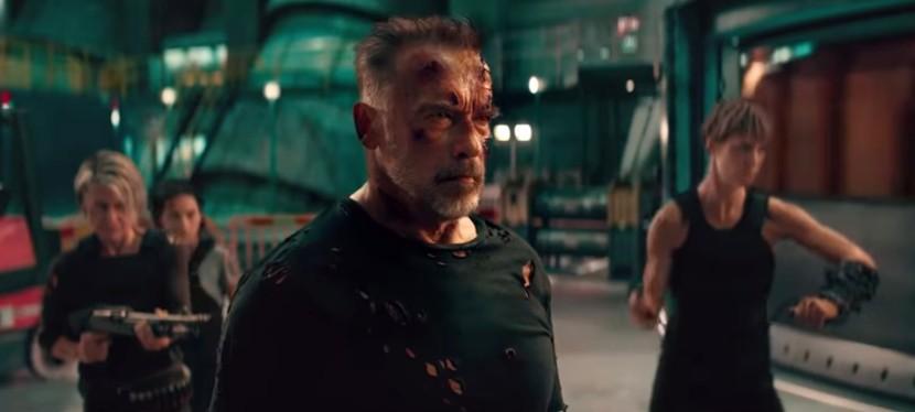 Carlo Carrasco's Movie Review: Terminator: DarkFate