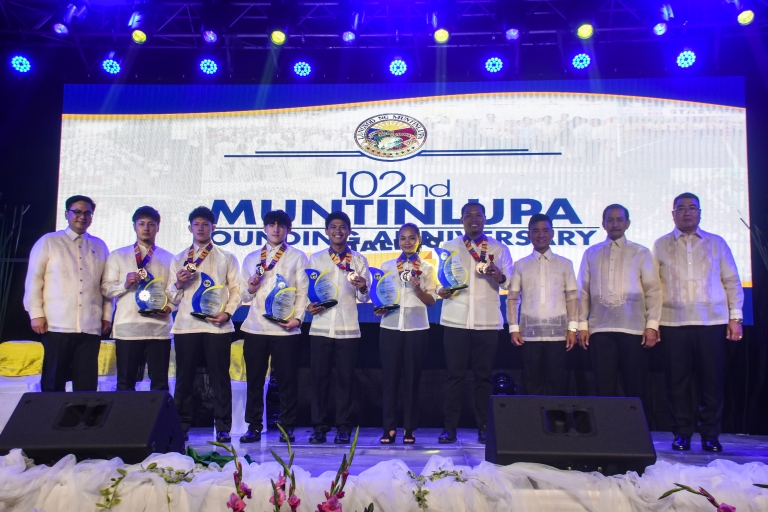 2019 SEA GAMES MEDALISTS