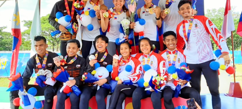 My Observations: 2019 SEA Games Obstacle Course Racing Team Relay Gold Medal Won By Philippines
