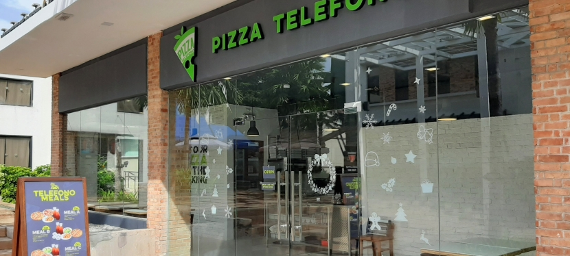 My Observations: Pizza Telefono in Alabang