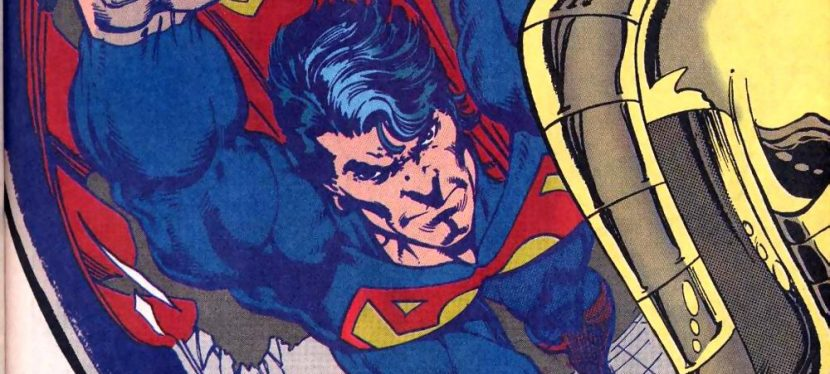 A Look Back at Superman #100 (1995)