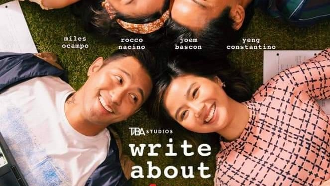 Carlo Carrasco's Movie Review: Write About Love