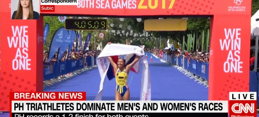 Philippines is the BEST in Southeast Asia in Triathlon!
