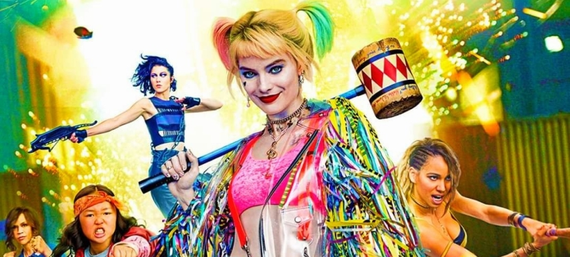 Birds of Prey Coming to Cinemas