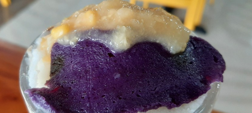 My Observations: Ben's Halo-Halo in BF Homes
