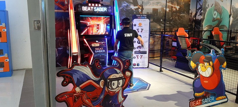 Kong VR Now Open at Festival Mall in Alabang