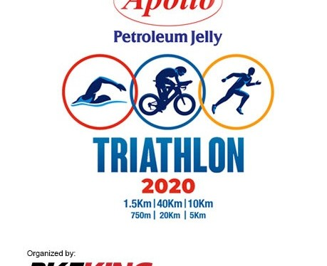 Apollo Petroleum Jelly TRI 2020 Set for February 23 at Subic Bay