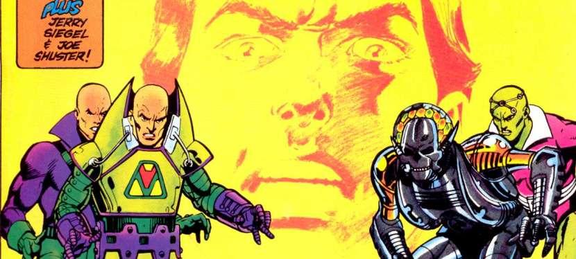 A Look Back at Action Comics#544