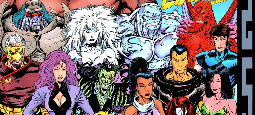A Look Back at X-Men 2099 #25