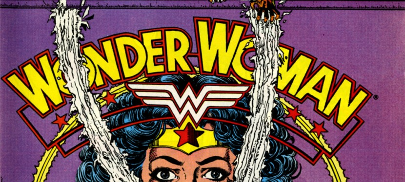 A Look Back At Wonder Woman #9 (1987)