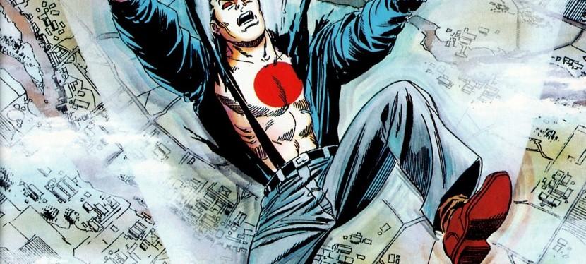 A Look Back at Bloodshot #6(1993)
