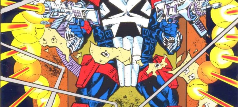 A Look Back at Punisher 2099 #1 (1993)
