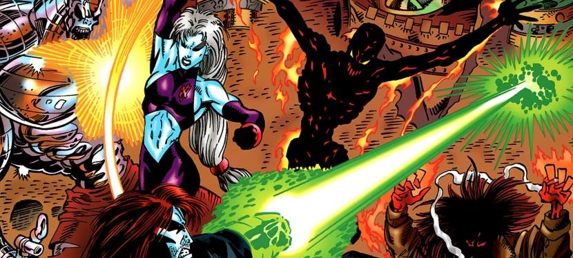 A Look Back at X-Men 2099#26